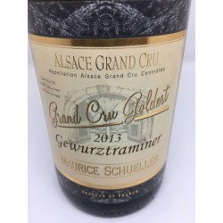 Gewurztraminer 2013 Grand Cru Goldert