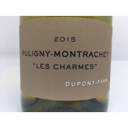 "Puligny-Montrachet ""Charmes"" 2015 - udsolgt"