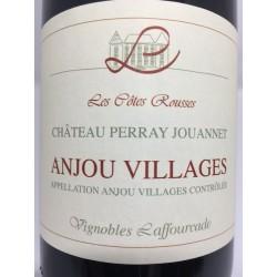 Anjou Villages Les Cotes Rousses 2011