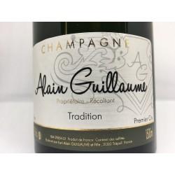 Champagne Tradition 1 er cru MG.