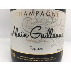 Champagne Cuveé Topaze 1er cru