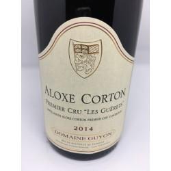 """Aloxe Corton 1er Cru """"Les Guerets"""" 2014"""