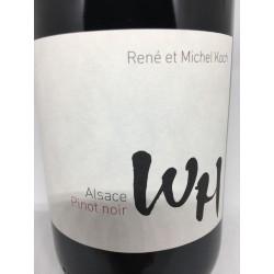 Pinot Noir Cuvee W-H 2015