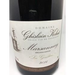 "Marsannay ""les Geneliers"" 2014 MG"