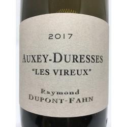 """Auxey-Duresses """"Les Vireux Blanc"""" 2017"""
