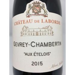 "Gevrey-Chambertin ""Aux Ételois"" 2015"