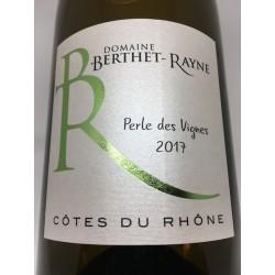 Cotes du Rhone Blanc 2017