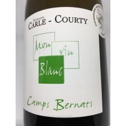 Camps Bernats Roussillon Blanc 2012