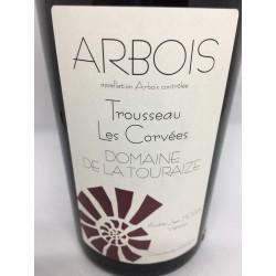 """Arbois Trousseau """"les Corvées"""" 2015"""