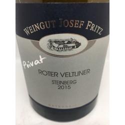 Roter Veltliner G.R. Steinberg Privat 2014