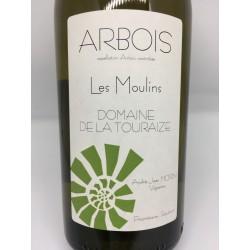 """Arbois """"les Moulins"""" 2016 ( Savagnin/Chardonnay)"""
