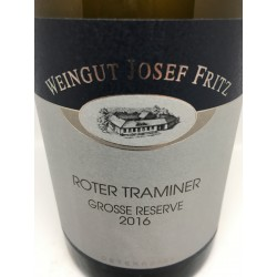 Roter Traminer Grande Reserve Trausatz 2016 (91-93 Point Falstaff)