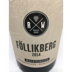 """Blaufränkisch """"Föllikberg"""" 2014/15"""