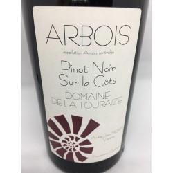 """Arbois  """"Sur la Cote"""" Pinot Noir 2016"""