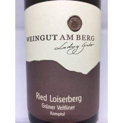 Grüner Veltliner Loiserberg 2016