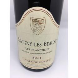 "Savigny les Beaune ""Les Planchots"" 2014"