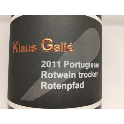 Portugieser Collection Gallé 2011  (90 point Vinbladet)