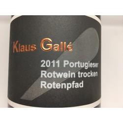 Portugieser Collection Gallé 2011  (90 point Vinbladet)