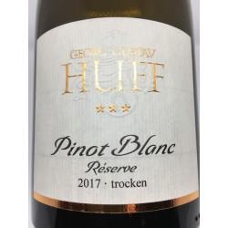 Pinot Blanc Reserve 2018