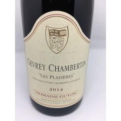 "Gevrey-Chambertin ""Les Platiéres"" 2014"