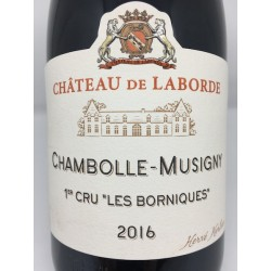 "Chambolle-Musigny 1er Cru ""les Borniques"" 2016"