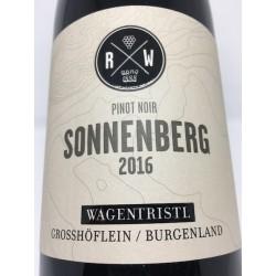 Pinot Noir Sonnenberg 2016