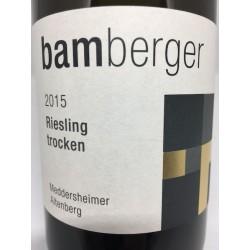 Riesling Meddersheimer Altenberg 2015