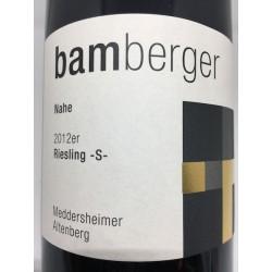 Riesling Meddersheimer Altenberg –S- 2012