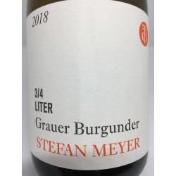 Grauburgunder ¾ ltr. 2018