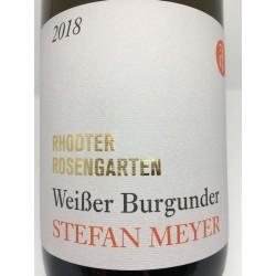 "Weissburgunder ""Rhodter Rosengarten"" 2018"