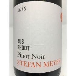 Pinot Noir Rhodt 2017
