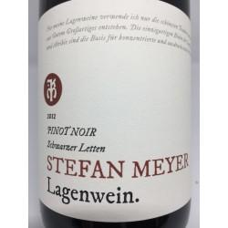 "Pinot Noir ""Schwarzer Letten"" 2012"