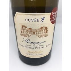 "Bourgogne Chardonnay ""Cuvee H"" 2015"
