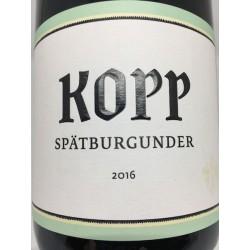Spätburgunder 2016