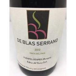 De Blas Serrano 2012 (91 point Vinbladet)