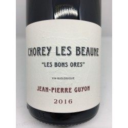 """Chorey les Beaune """"Les Bons Ores"""" 2016"""