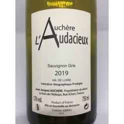 L'Audacieux Sauvignon Gris 2019