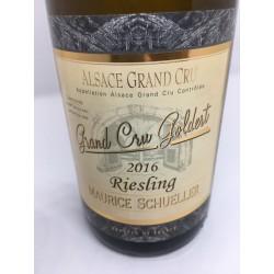 Riesling Grand Cru Goldert 2016