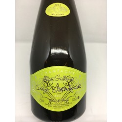 Champagne Cuvée Blandice 1 er cru 2013