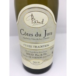 Cuvee Tradition 2014 (Chardonnay/Savagnin)