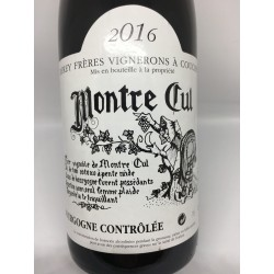Bourgogne Montre Cul 2016