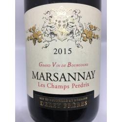 Marsannay Champs Perdrix 2015