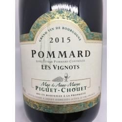 Pommard Les Vignots 2015
